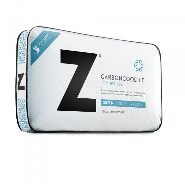 CarbonCool Pillow Packaging