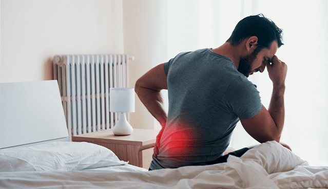 Intellibed can help you find back pain relief