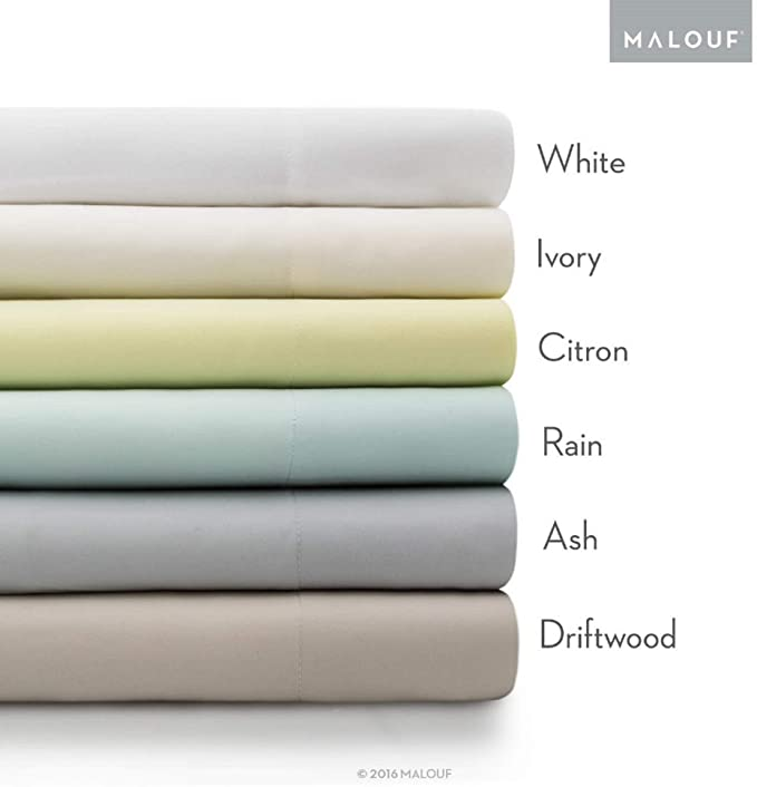 Bamboo Pillow Cases Colors