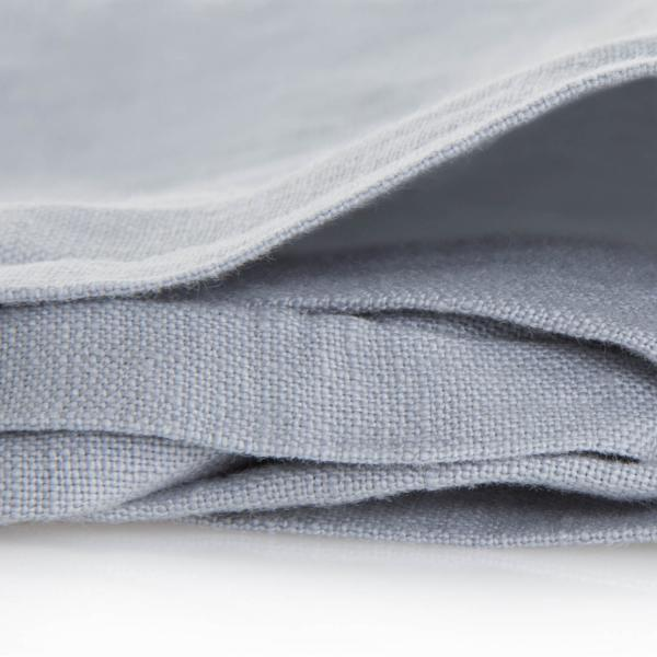 French Linen Duvet Cover Close Up