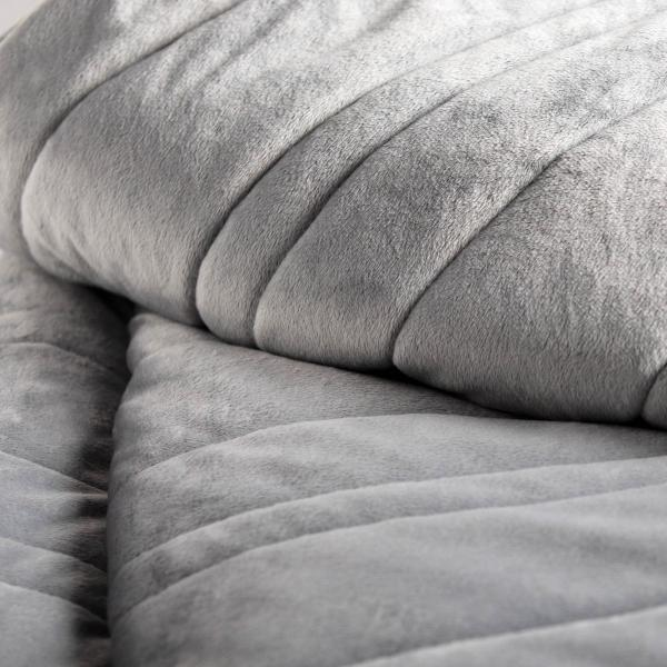 Anchor™ Weighted Blanket Close Up
